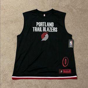 New Damian Lillard Jersey Size XL Trailblazers